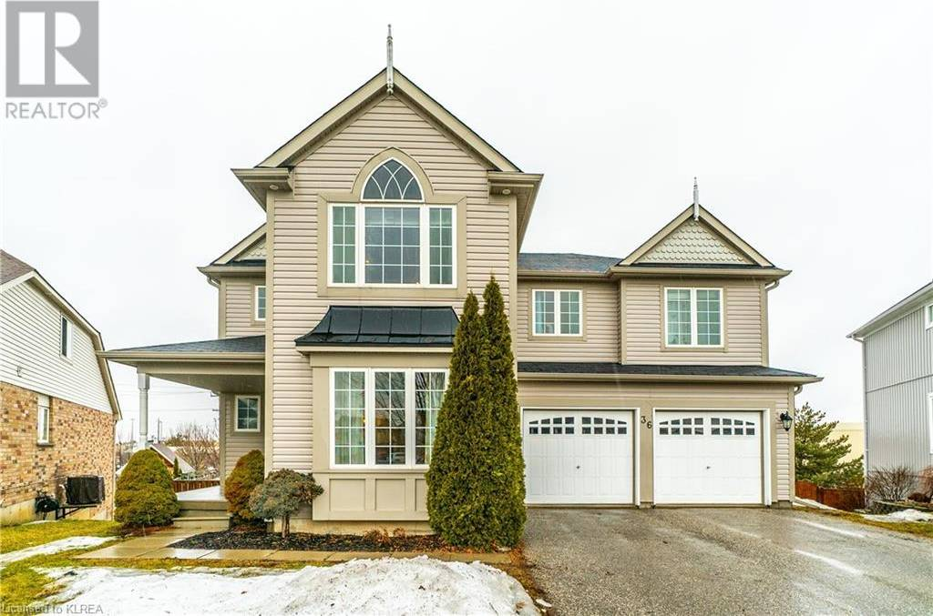 House for sale at 36 Thrushwood Tr Lindsay Ontario - MLS: 249265