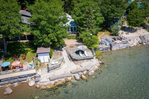 House for sale at 36 Tiny Beach Rd Tiny Ontario - MLS: S4446092