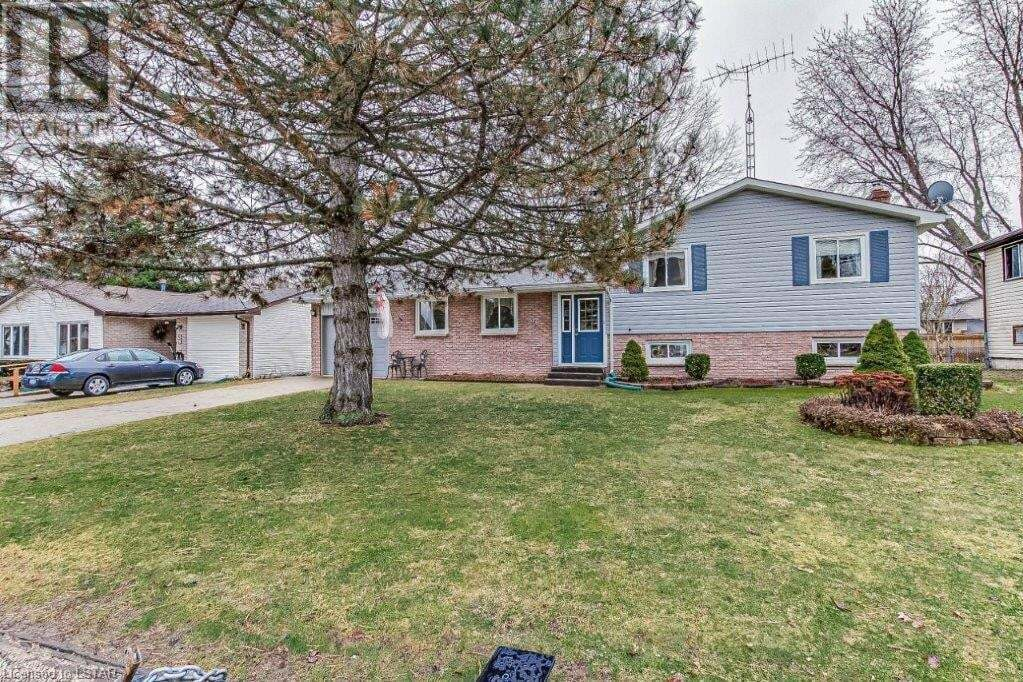 House for sale at 36 Todd Pl West Lorne Ontario - MLS: 261204