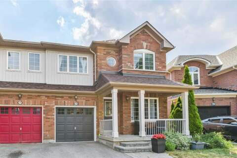 Townhouse for sale at 36 Trailsbrook Terr Markham Ontario - MLS: N4822096