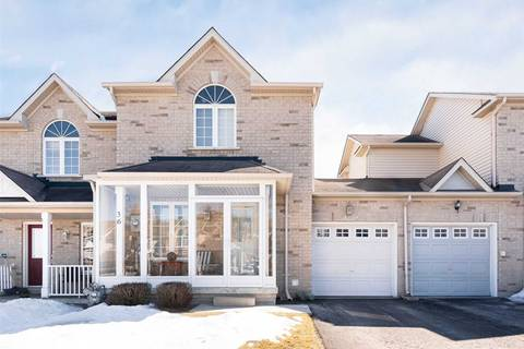 Townhouse for sale at 36 Trevino Circ Barrie Ontario - MLS: S4724627