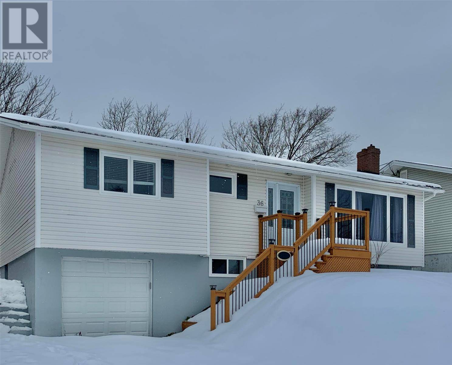 House for sale at 36 Vancouver St St. John's Newfoundland - MLS: 1198255