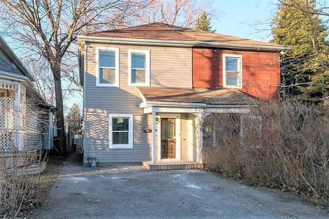 Townhouse for sale at 36 Ward Ave Hamilton Ontario - MLS: X4429346
