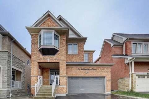 House for sale at 36 Wardsville Dr Brampton Ontario - MLS: W4956719