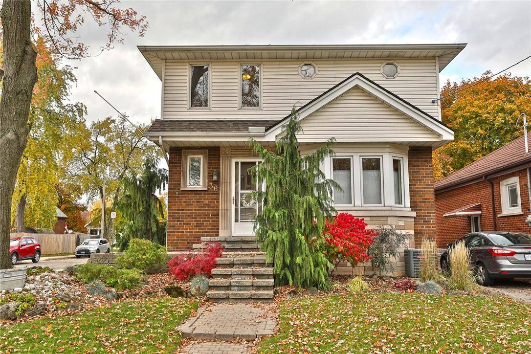 House for sale at 36 Wavell Ave Hamilton Ontario - MLS: H4066731
