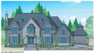 Home for sale at 36 Waymar Heights Blvd Vaughan Ontario - MLS: N4374769