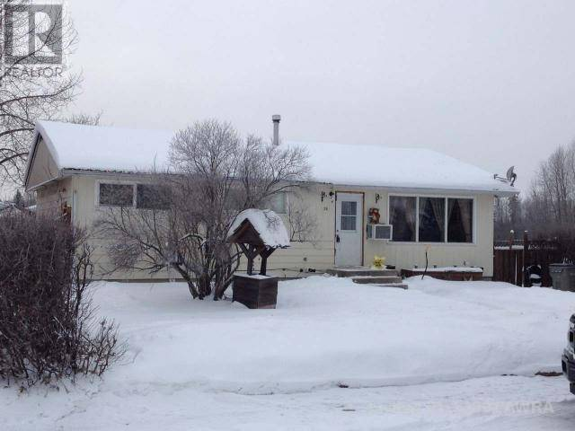 House for sale at 36 Wedow Dr Whitecourt Alberta - MLS: 51592