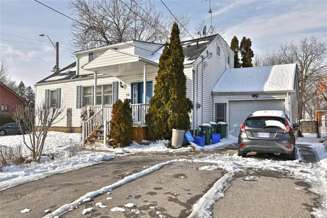 House for sale at 36 3rd St West Hamilton Ontario - MLS: H4070807