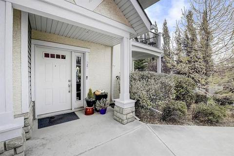 Townhouse for sale at 36 West Springs Ln Southwest Calgary Alberta - MLS: C4272898