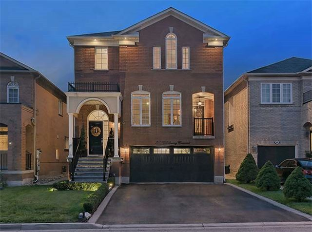 Sold: 36 Wildberry Crescent, Vaughan, ON