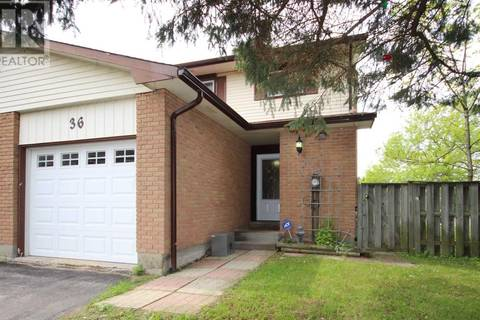 House for sale at 36 Windfield Cres Kingston Ontario - MLS: K19003798
