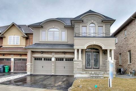 House for sale at 36 Yarmouth St Brampton Ontario - MLS: W4422470