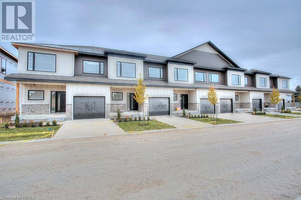Townhouse for sale at 602 Quarter Town Line Unit 360 Tillsonburg Ontario - MLS: 228661