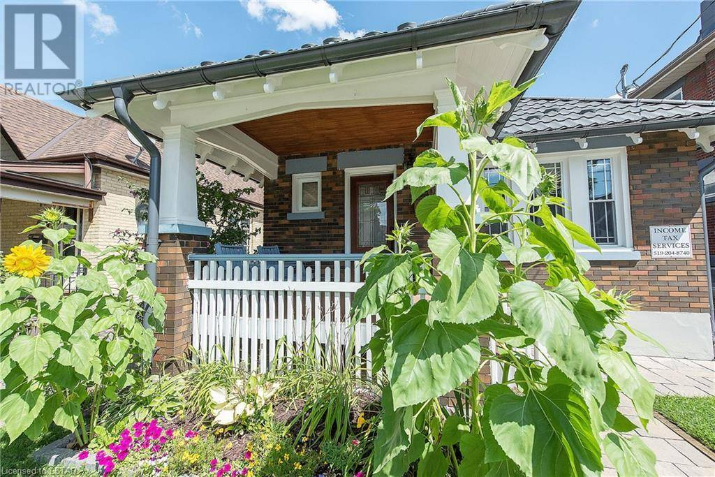 House for sale at 360 Ashland Ave London Ontario - MLS: 218418