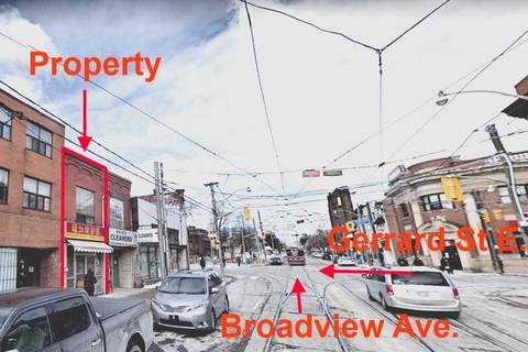 Commercial property for sale at 360 Broadview Ave Toronto Ontario - MLS: E4655358