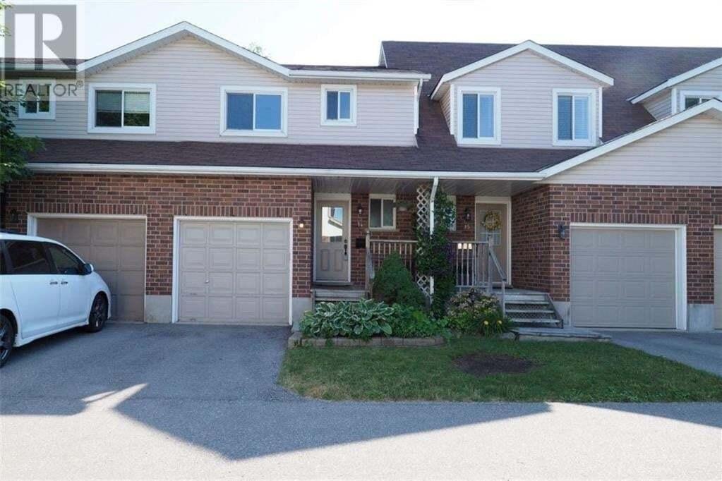 Townhouse for sale at 360 Cornridge Pl Waterloo Ontario - MLS: 30819388