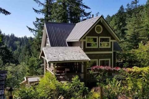 House for sale at 360 Creek Rd Bowen Island British Columbia - MLS: R2482255
