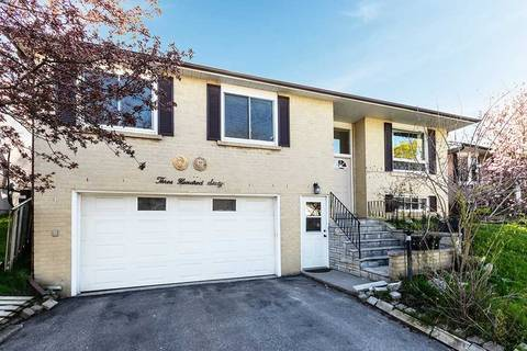House for rent at 360 Dixon Blvd Newmarket Ontario - MLS: N4456092