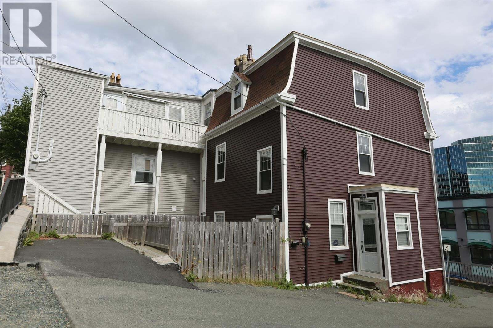 House for sale at 360 Duckworth St St. John's Newfoundland - MLS: 1222461