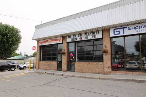 Commercial property for sale at 360 Guelph St Halton Hills Ontario - MLS: W4683987