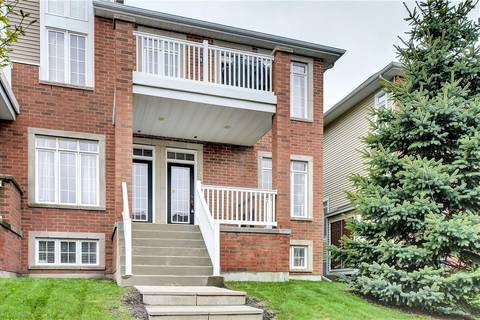 Townhouse for sale at 360 Royal Fern Wy Ottawa Ontario - MLS: 1152941
