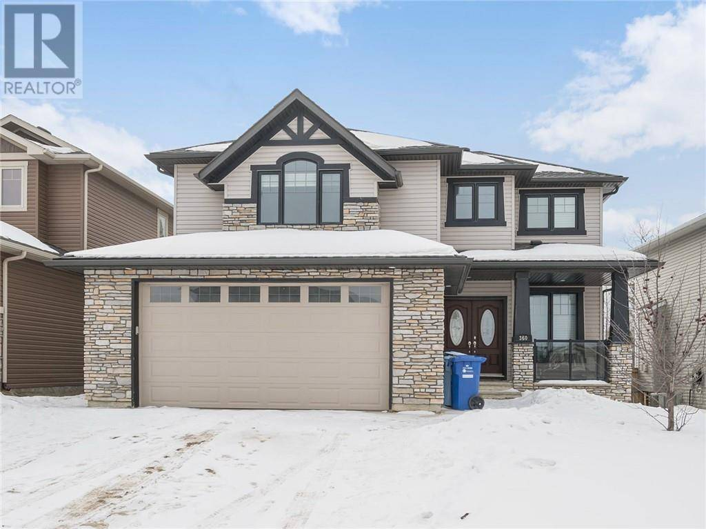 House for sale at 360 Sandpiper Rd Fort Mcmurray Alberta - MLS: fm0191032