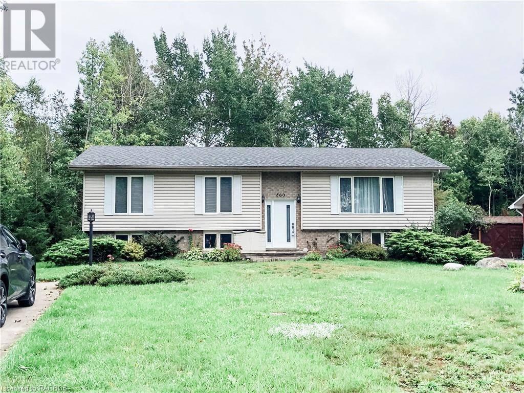 House for sale at 360 Tyendinaga Dr Southampton Ontario - MLS: 223133
