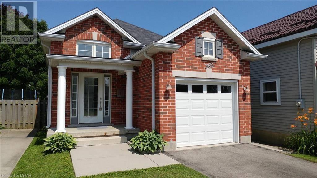 House for sale at 360 Winnipeg Blvd London Ontario - MLS: 210193