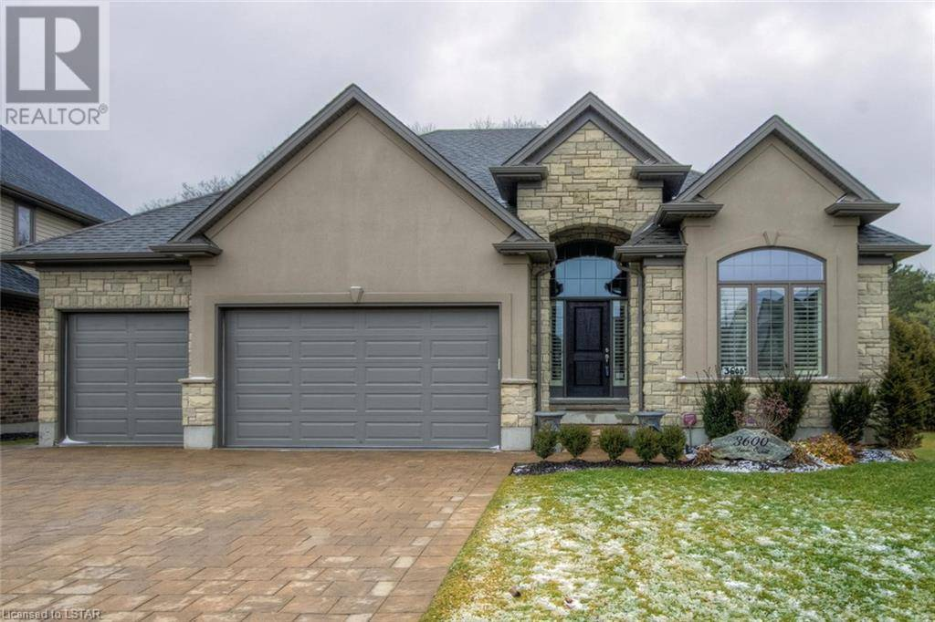 House for sale at 3600 Isaac Ct London Ontario - MLS: 240344