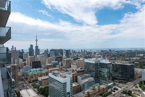 Apartment for rent at 832 Bay St Unit 3601 Toronto Ontario - MLS: C4488972