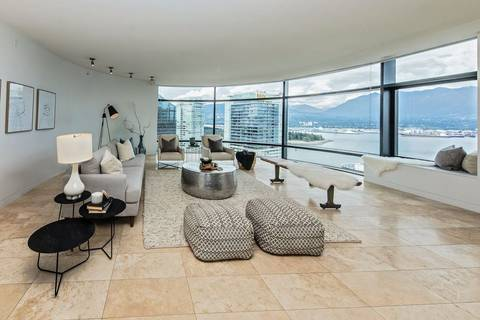 Condo for sale at 838 Hastings St W Unit 3601 Vancouver British Columbia - MLS: R2365485