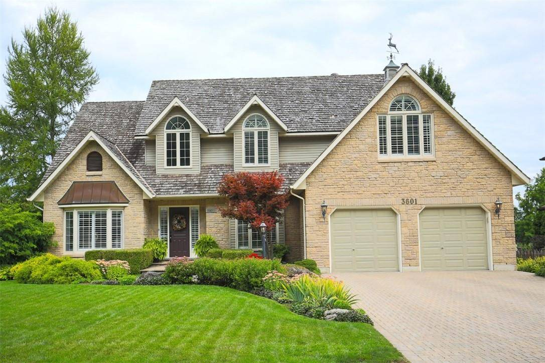 House for sale at 3601 Glen Elgin Dr Jordan Ontario - MLS: H4062944
