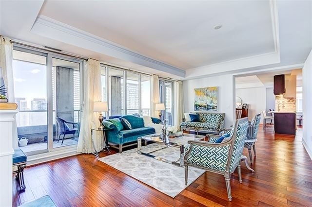 For Sale: 3602 - 35 Balmuto Street, Toronto, ON | 3 Bed, 3 Bath Condo for $1,949,000. See 20 photos!