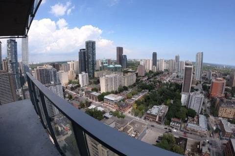 Apartment for rent at 50 Wellesley St Unit 3604 Toronto Ontario - MLS: C4611287