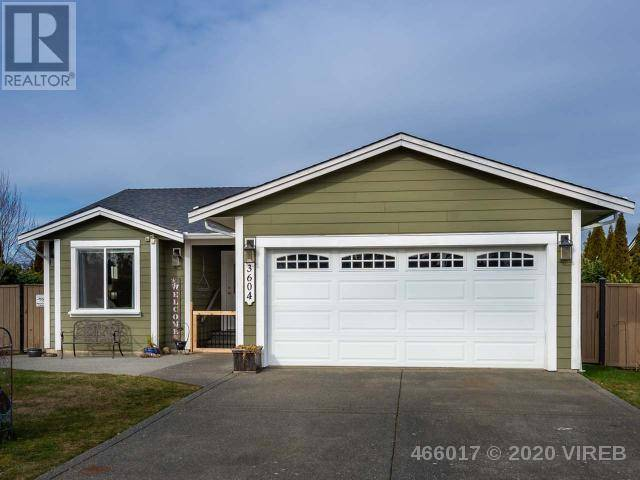 House for sale at 3604 Brind'amour Dr Campbell River British Columbia - MLS: 466017