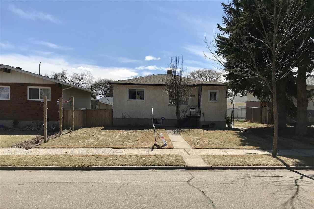House for sale at 3605 112 Av NW Edmonton Alberta - MLS: E4187537