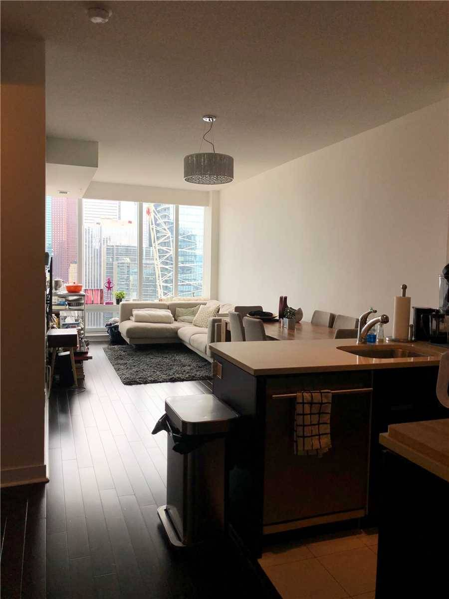 Apartment for rent at 295 Adelaide St Unit 3605 Toronto Ontario - MLS: C4577463
