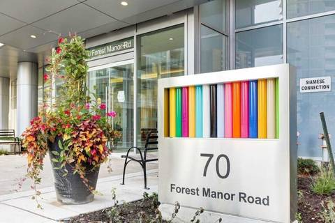 3606 - 70 Forest Manor Road, Toronto | Image 1