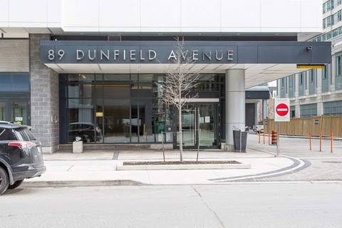 Apartment for rent at 89 Dunfield Ave Unit 3606 Toronto Ontario - MLS: C4483582