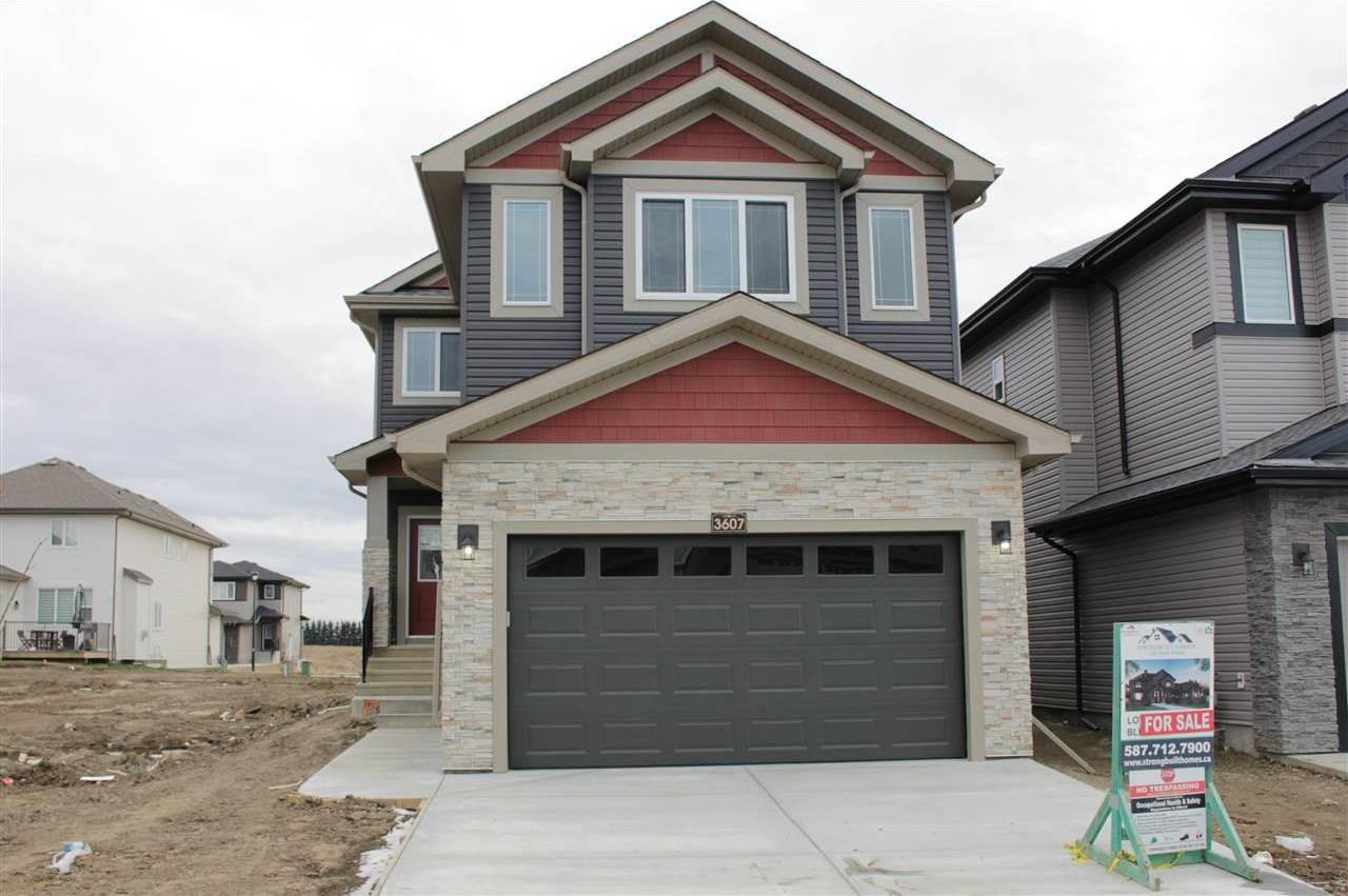 House for sale at 3607 46 Ave Beaumont Alberta - MLS: E4187160