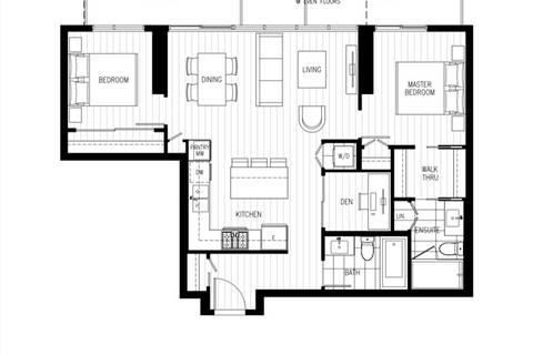Condo for sale at 567 Clarke Rd Unit 3607 Coquitlam British Columbia - MLS: R2446895