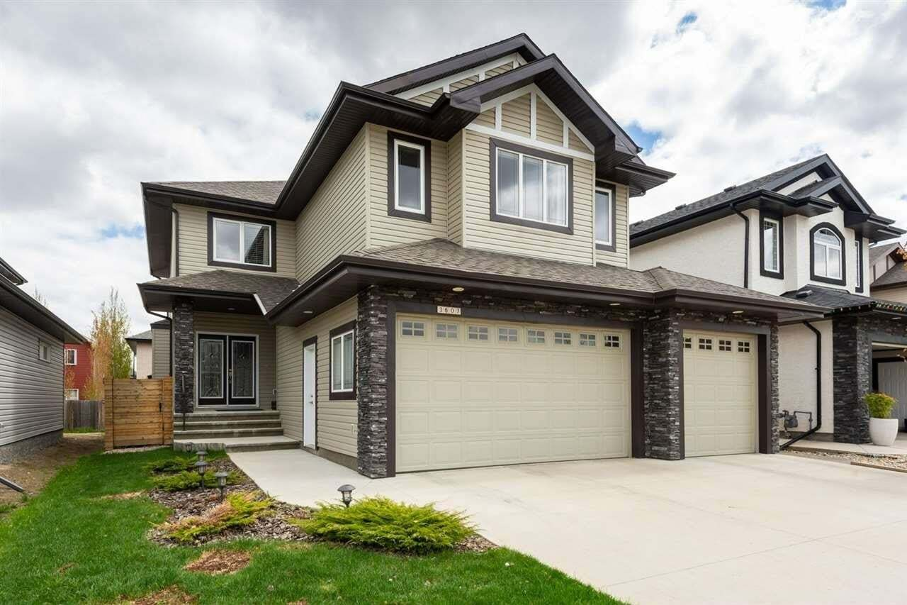 House for sale at 3607 65 St Beaumont Alberta - MLS: E4197915