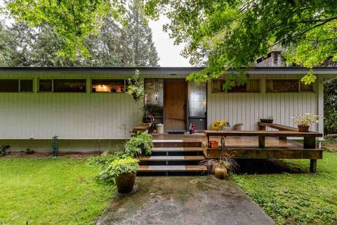 House for sale at 3607 Bedwell Bay Rd Belcarra British Columbia - MLS: R2405840