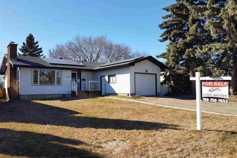 House for sale at 3608 110 St Nw Edmonton Alberta - MLS: E4142077