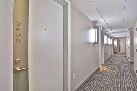 Apartment for rent at 8 The Esplanade  Unit 3608 Toronto Ontario - MLS: C4599823
