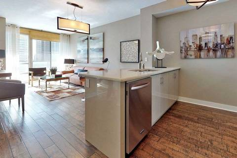 Apartment for rent at 825 Church St Unit 3608 Toronto Ontario - MLS: C4502194
