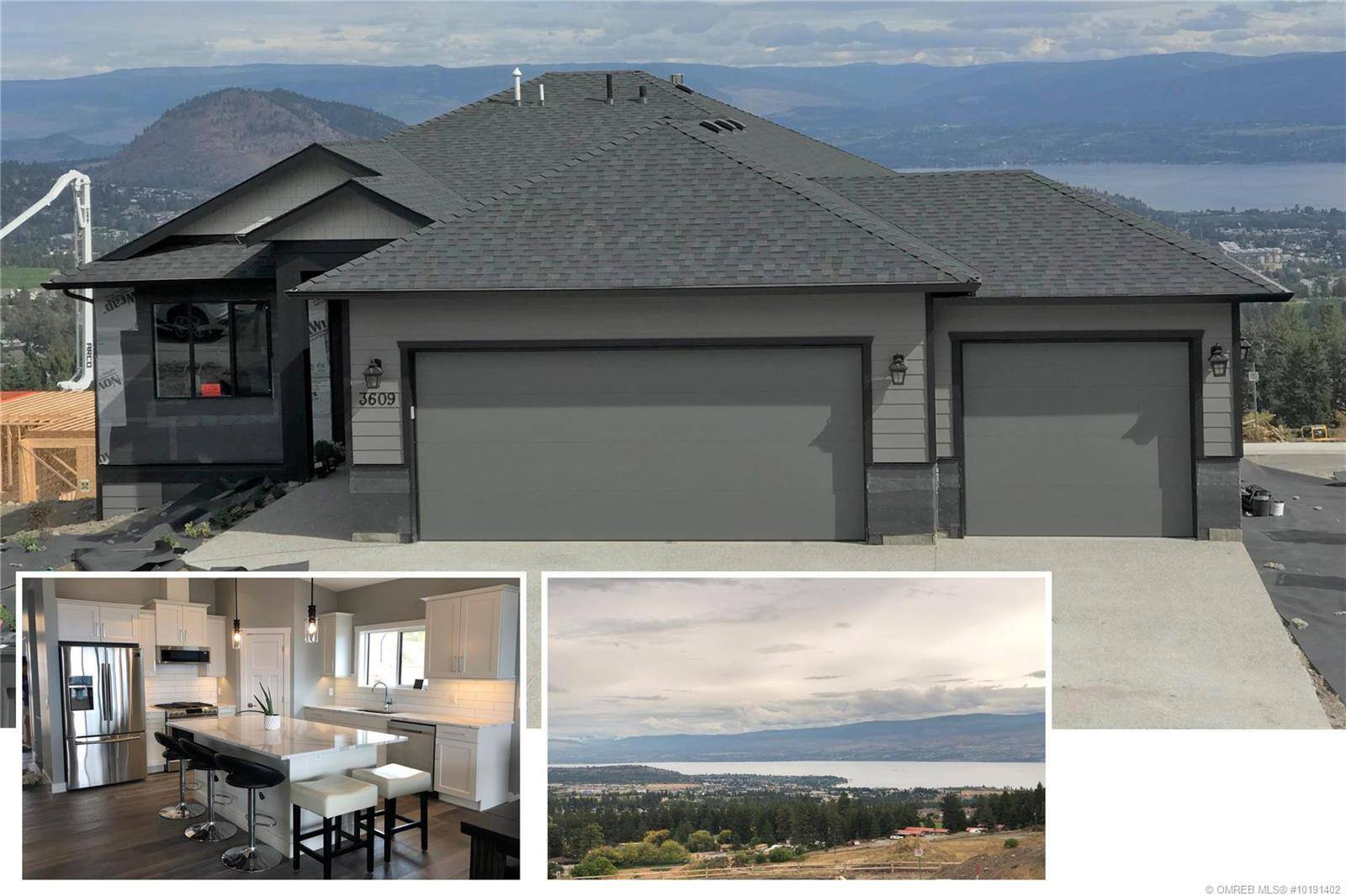 House for sale at 3609 Silver Wy West Kelowna British Columbia - MLS: 10191402