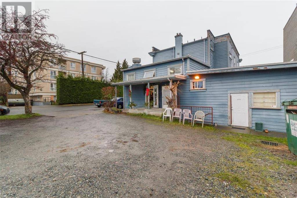 Commercial property for sale at 361 Burnside Rd E Victoria British Columbia - MLS: 420063