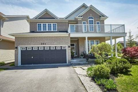 House for sale at 361 Carnwith Dr Whitby Ontario - MLS: E4703328