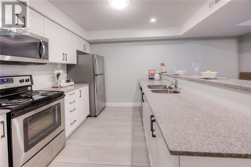 Condo for sale at 361 Lancaster St West Kitchener Ontario - MLS: 30808885